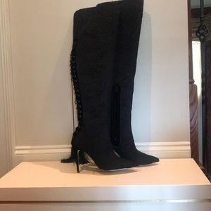 Vince Camuto Oren Macrame Dress Boot
